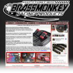 Brass Monkey Racing Products