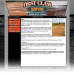 First Class Septic
